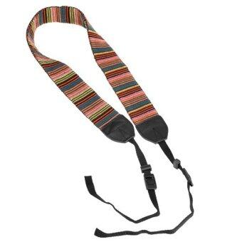 Leegoal Multi Color Camera Neck Strap for Canon Nikon Sony PentaxSigma DSLR Cameras - intl