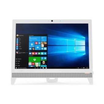 """2561 Lenovo IdeaCentre AIO 310-20IAP(F0CL0045TA) PentiumJ4205/4GB/1TB/19.5""""/Dos (White)"""