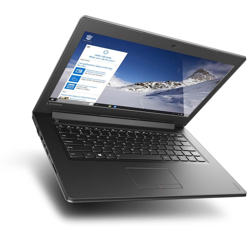 Lenovo Ideapad 300-14IBR (80M2008VTA) C.N30602GB500GB14'DOS - Black