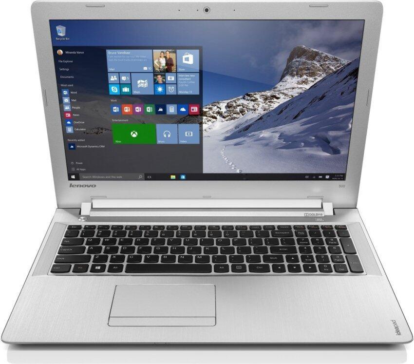 Lenovo IdeaPad 500-15ISK (80NT00YETA) i7-6500U 4GB 1TB AMD2G Win10 (White)