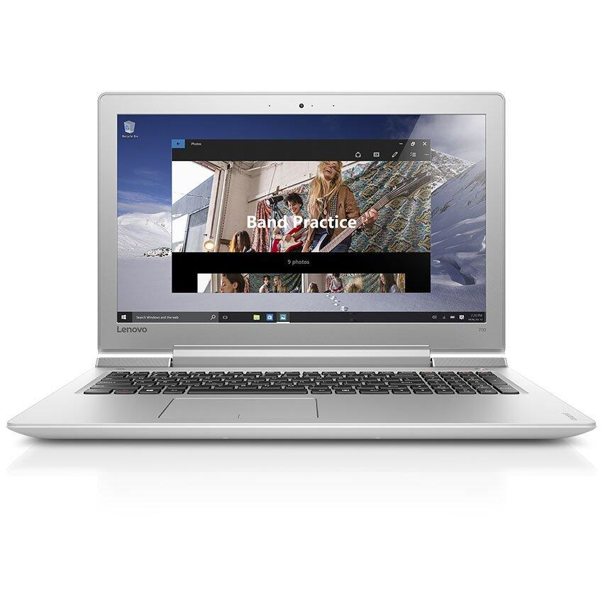 "Lenovo Ideapad 700-15ISK(80RU0026TA) 15.6""i7-6700HQ4GB1TBGeForce GTX 950MW10(White)"