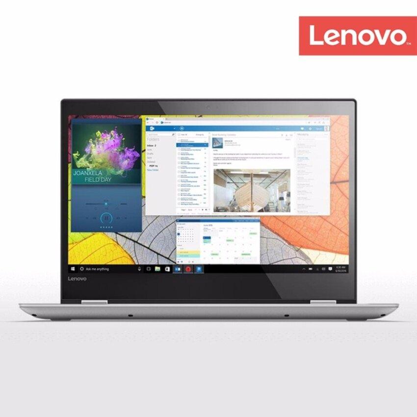 Lenovo IdeaPad YOGA 520-14IKB 14' i3-7100U 4GB SSD128GB Int W10 2Y (MINERAL GREY)