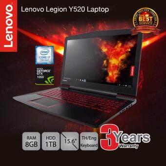 Lenovo Legion Y520-15IKBN (80WK00VXTA) i7-7700HQ/8GB/1TB/GTX1050 4GB/15.6/DOS (Black)