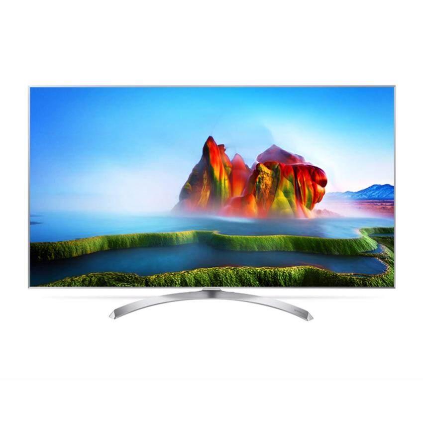 รีวิวสินค้า LG SUPER UHD 4K Nano Cell TV 65SJ800T เช็คราคา