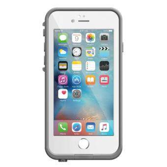 Lifeproof Fre Waterproof Case for iPhone 6 iPhone 6s (AvalancheWhite) - intl