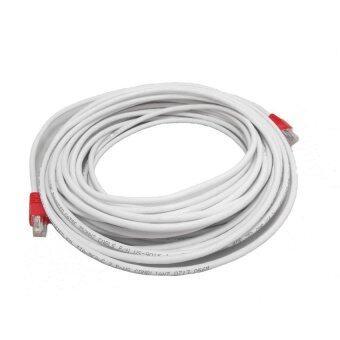 ต้องการขายด่วน LINK Cable CAT6 สายแลนเข้าหัวสำเร็จรูป ยาว 5 เมตร (White)
