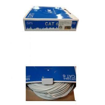 Link CAT6 UTP Cable (100m/Box) LINK (US-9006-1) Original
