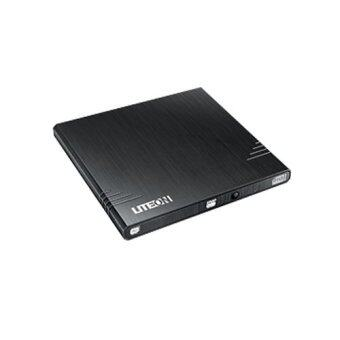 เปรียบเทียบราคา Lite On External Slim DVD RW 8X รุ่นeBAU108 (Black)