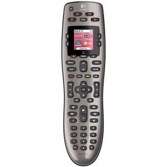 Logitech Harmony 650 Infrared All in One Remote Control Universal Remote Programmable Remote - [Silver] - intl