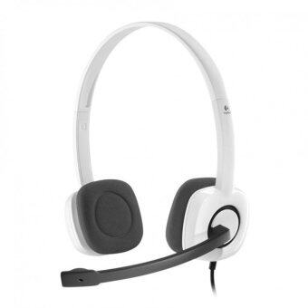 Logitech Stereo Headset H150 (Cloud White)