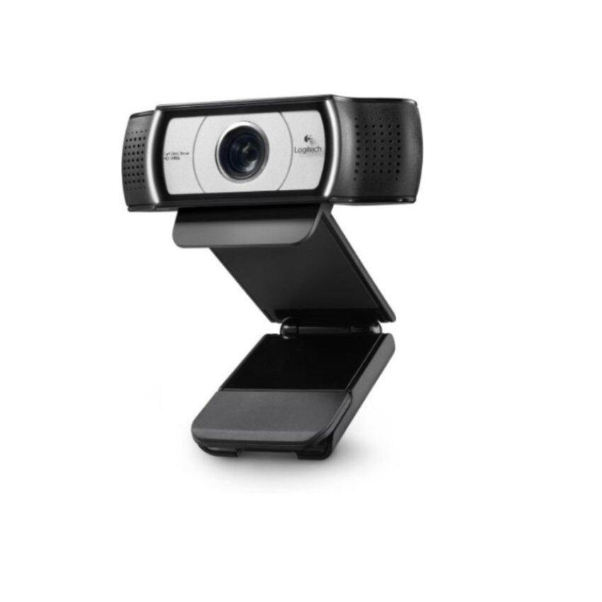 Logitech Webcam C930e HD 1080p Video and 90-degree Field of View - intl