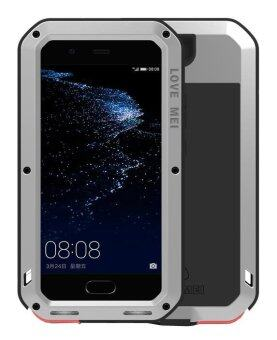 Love Mei Powerful Aluminum phone Cases Covers For Huawei P10 - intl