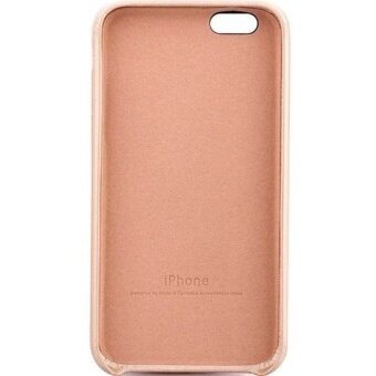 เสนอราคา Luxury Deluxe PU Leather for iphone 6 Case