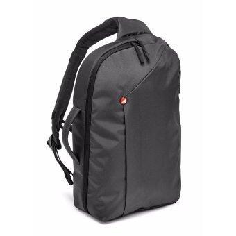 Manfrotto NX camera sling bag I Grey for CSCManfrotto กระเป๋าสะพายไหล่เฉียงสะพายหลังเฉียงกล้องดีเอสแอลอาร์ซีเอสซีมิลเล่อร์เลสและคอมพิวเตอร์โน้ตบุ๊คแล็บท็อป13\กระเป๋าสะพายไหล่เฉียงสะพายหลังเฉียงกล้องDSLR CSC MirrorlessและComputer notebook laptop13\