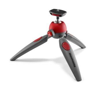 Manfrotto PIXI EVO Mini Tripod (Red)