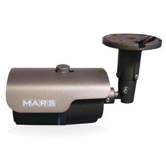Mars960H กล้องวงจรปิดอินฟาเรดทรงกระบอกรุ่น B800IR-20 - สีดำ