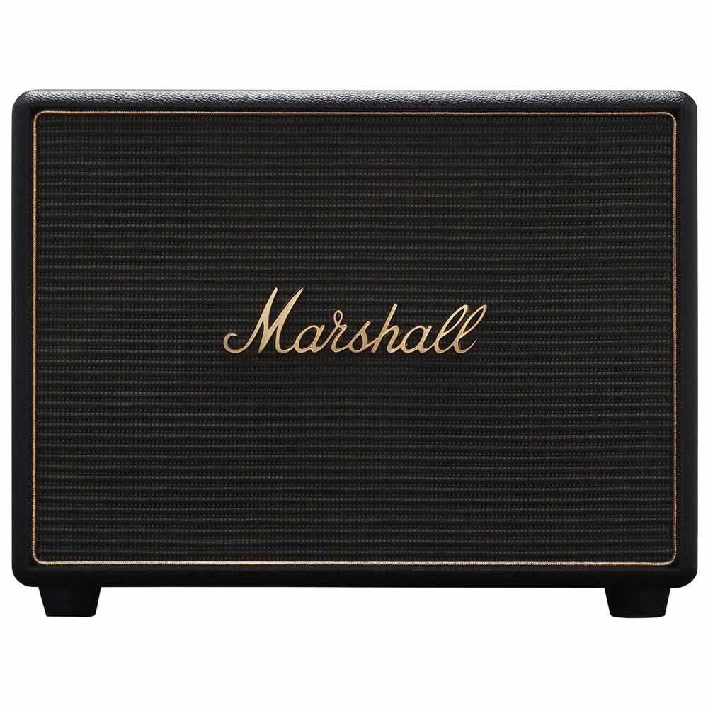 สอนใช้งาน  กาฬสินธุ์ Marshall Speaker Bluetooth 2.1 Woburn Multi-Room Black