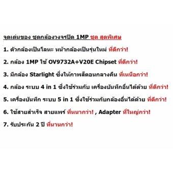 Mastersat ��������������������������������������������� CCTV AHD 1 MP 720P 8 ����������� ��������������������� 1 MP ������������������ 7 ��������� ��������� ��������������� Starlight 2 MP 4 in 1 ��������������������������������������������������������� 1 ���������������������� ������������������������ (image 3)