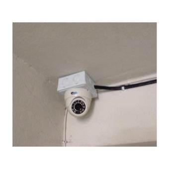 Mastersat กล้องวงจรปิด CCTV AHD 1 MP 720P Dome Array 2 pcs IR Cutรุ่นประหยัด รับประกัน 2 ปี (image 2)