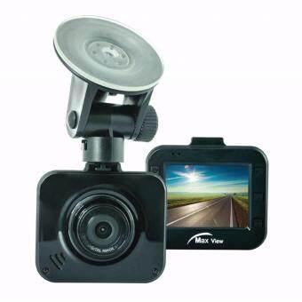 กล้องติดรถยนต์ Max View 1920*1080 Full HD 5ล้านพิกเซล -สีดำ