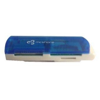 ต้องการขาย Mcshore การ์ดรีดเดอร์ รุ่น CR130B - สีฟ้า