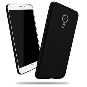 Meizu Pro 5 Hard PC Smooth Grip Full Body Protection Back Case(Black) -