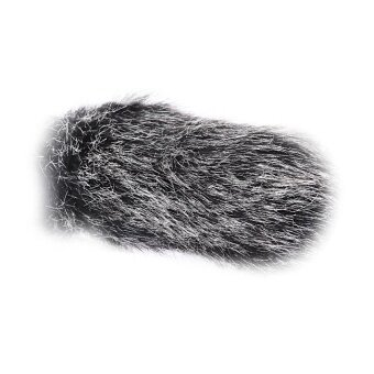 Meking 10cm Microphone Windshield Fur Muff Windscreen For Mic108Camera Recorder