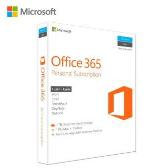 Microsoft Office 365 Personal 32-bit/x64 P2