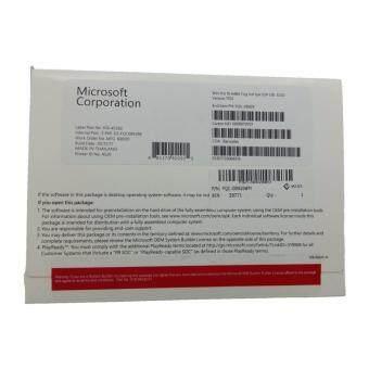 MICROSOFT SOFTWARE WINDOWS 10 Pro 64bit Eng FQC-08929 (oem)