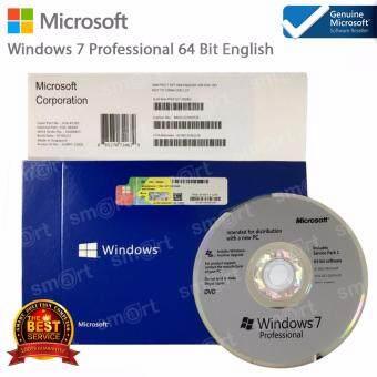 Microsoft Windows 7 Professional Eng 64 bit (FQC-08289)