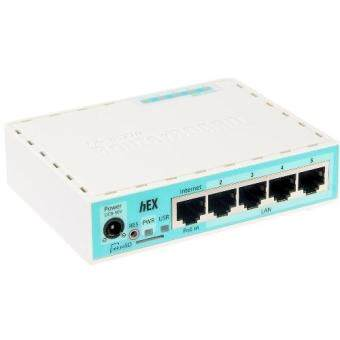Mikrotik RouterBoard hEX RB750Gr3