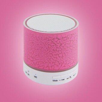 Mini Bluetooth Speaker Build-in Microphone S10U (Pink)