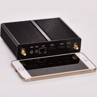 MiniPC ระดับอุตสาหกรรม WiFi RAM4G;