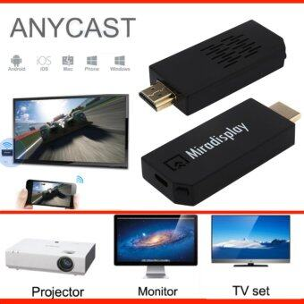 Miracat Anycast HDMI Wireless Display AirPlay Screen Mirroring DLNADongle Cast Screen For TV ������������������������������������������������ ( ������������ )