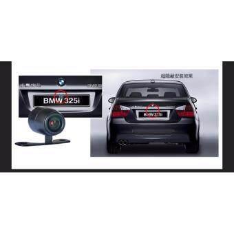 MIYUOG F12 จอ43นิ้ว IPSกล้องติดรถยนต์แบบกระจกมองหลังพร้อมกล้องติดท้ายรถ car cameras