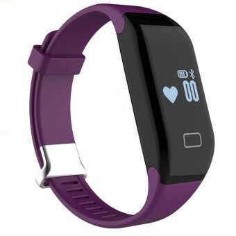 MOCRUX Smart Wristband Bracelet H3 Smartband Heart Rate Monitor Fitness/Activity Tracker Smart Watch Call Alarm PK Xiomi Band 2 - intl