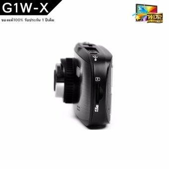 Morestech กล้องติดรถยนต์ รุ่น G1W NT96650 Full HD (Black) (image 3)