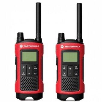 Motorola Talkabout T246 วิทยุสื่อสาร 2 วัตต์ มี ปท. ถูกกฎหมาย ไกล 3 กิโลเมตร กันน้ำ ย่านประชาชน ความถี่ CB245-245.9 MHz