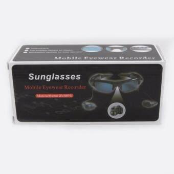 กล้องแว่นตาสายลับ/แอคชั่นแคม/พร้อมMp3 DVในตัว