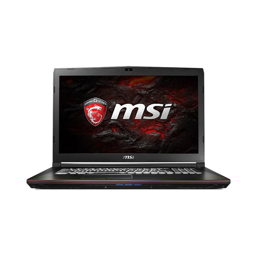 "MSI แล็ปท็อป รุ่น GP72VR 7RF-295XTH i7-7770HQ8GB1TBGeForce® GTX 1060 17.3"""