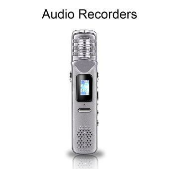 Multifunctional Digital Voice Recorder Rechargeable Dictaphone\nStereo Voice Tracer mp3 Player Perfect for Recording Interviews