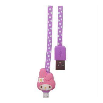 รีวิว My Melody SAN-491 USB Lightning Cable