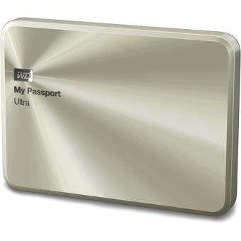 อยากขาย My Passport Ultra Metal Edition 1 TB China gold WDBTYH0010BCG-PESN