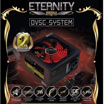 Neolution Power Supply ETERNITY-650W ประกัน 2ปี By Neolution esport