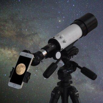 New 2\ to M48*0.75 Adapter for Telescope Eyepiece Black Telescope Smartphone - intl