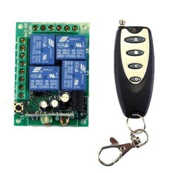ต้องการขาย New DC 12V Wireless Remote Control Switch Module and Car RemoteControl 433 - intl