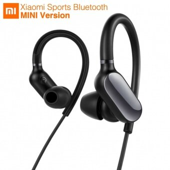 New Original Xiaomi Mi Sports Bluetooth Headset Mini VersionWireless Earbuds With Microphone Waterproof Bluetooth 4.1 Earphone- intl