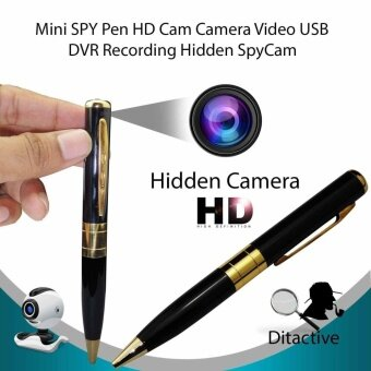New Pen shape Hidden Spy Camera Built-in Microphone USB 1.1 or 2.0DV DVR Camera - intl