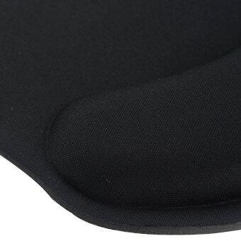 niceEshop ถุงมือผ้าหนา ๆ รูปทรงเบาะโฟมเสื่อเมาส์หนู