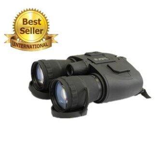 Night Vision กล้องอินฟาเรดส่องทางไกล สองตา 5X
